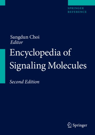 Encyclopedia of Signaling Molecules :