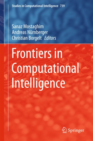 Frontiers in Computational Intelligence :
