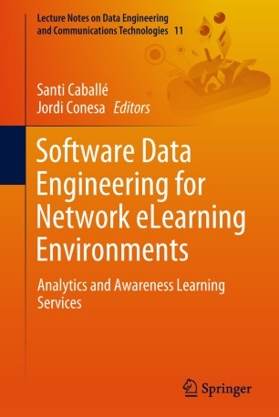 Software Data Engineering for Network eLearning Environments