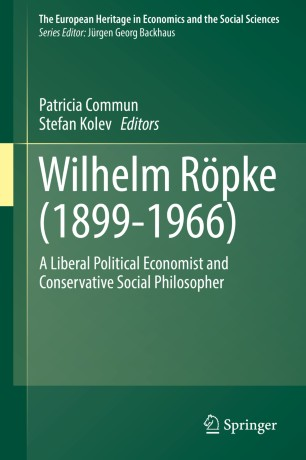 Wilhelm Röpke (1899–1966)