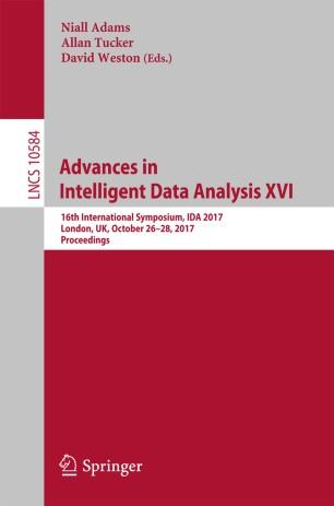 Advances in Intelligent Data Analysis XVI