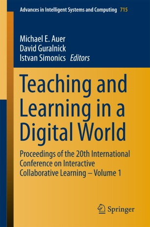 Teaching and Learning in a Digital World
