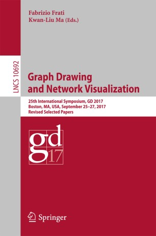 Graph Drawing and Network Visualization   SpringerLink