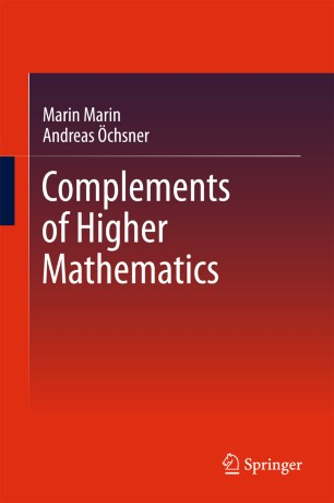 Complements of Higher Mathematics