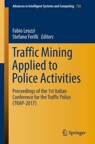 Traffic Mining Applied to Police Activities | SpringerLink