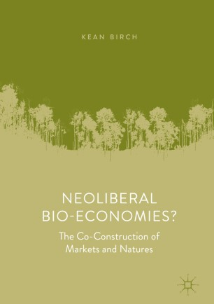 MY NEW BOOK ON THE BIOECONOMY!