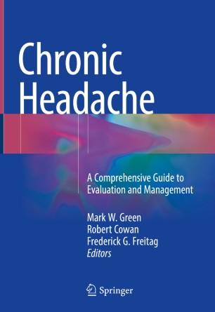 Chronic Headache 2019 978-3-319-91491-6