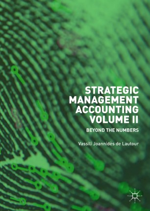 Strategic Management Accounting, Volume II