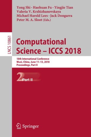 Computational Science – ICCS 2018