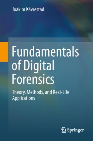 Fundamentals of Digital Forensics.