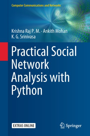Practical Social Network Analysis with Python | SpringerLink