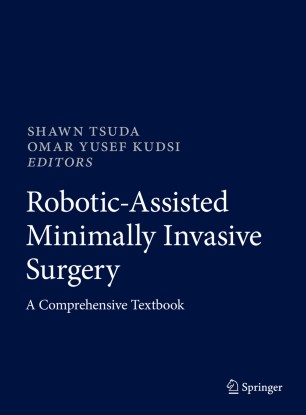 Robotic-Assisted Minimally Invasive Surgery 2019 978-3-319-96866-7