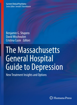 Massachusetts General Hospital Guide Depression 978-3-319-97241-1