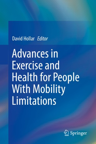 Advances Exercise Health People With 978-3-319-98452-0