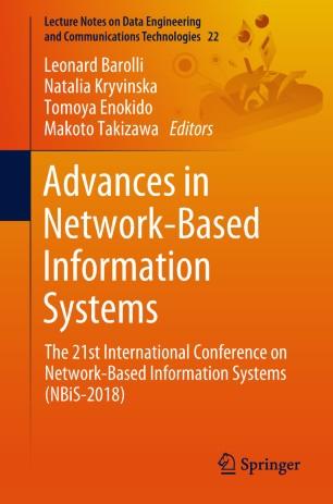 Advances in Network-Based Information Systems | SpringerLink