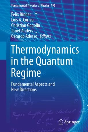 Thermodynamics in the Quantum Regime | SpringerLink