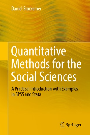 An introduction The quantitative approach in political science