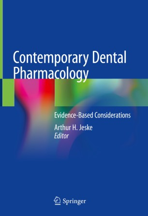 Contemporary Dental Pharmacology 2019 978-3-319-99852-7