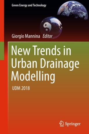 New Trends in Urban Drainage Modelling   SpringerLink