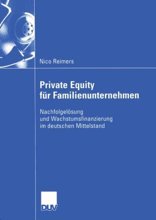 Private Equity für Familienunternehmen