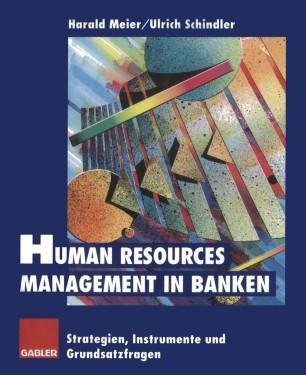 Human Resources Management in Banken