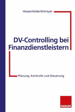 DV-Controlling bei Finanzdienstleistern