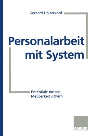 Personalarbeit mit System
