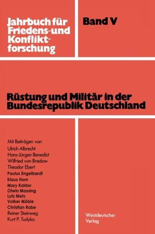 Rüstung und Militär in der Bundesrepublik Deutschland