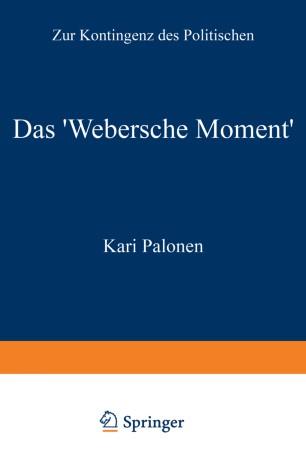 Das 'Webersche Moment'