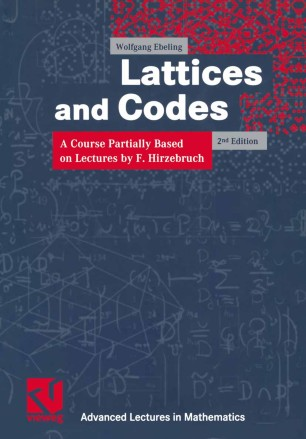 Lattices and Codes