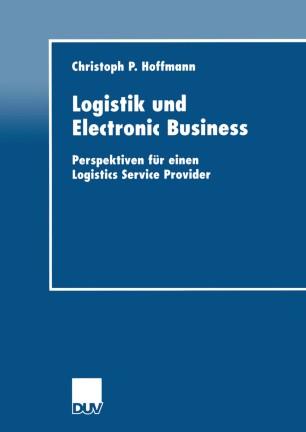 Logistik und Electronic Business