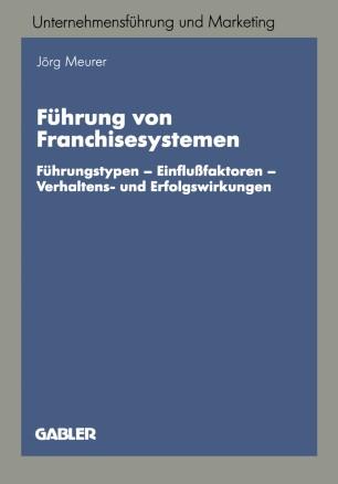 Führung von Franchisesystemen