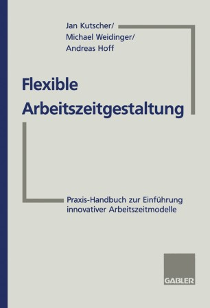 Flexible Arbeitszeitgestaltung