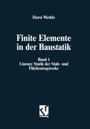 Finite elemente in der baustatik springerlink for Finite elemente in der baustatik