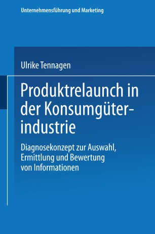 Produktrelaunch in der Konsumgüterindustrie