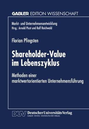Shareholder-Value im Lebenszyklus
