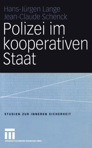 Polizei im kooperativen Staat