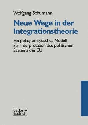 Neue Wege in der Integrationstheorie