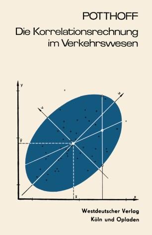 Die Korrelationsrechnung im Verkehrswesen