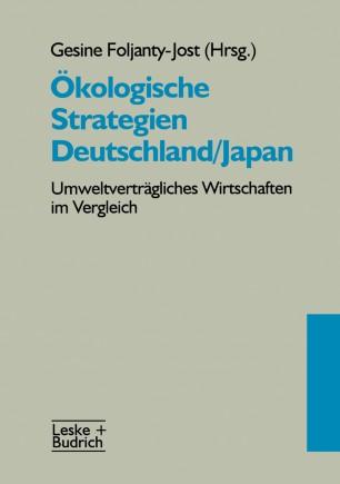Ökologische Strategien Deutschland/Japan