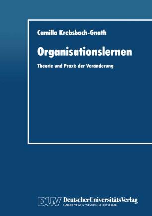 Organisationslernen