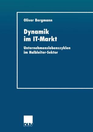 Dynamik im IT-Markt