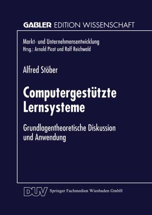 Computergestützte Lernsysteme