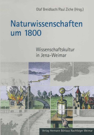 Naturwissenschaften um 1800