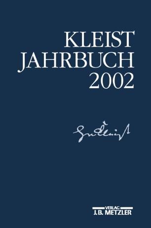 Kleist-Jahrbuch 2002