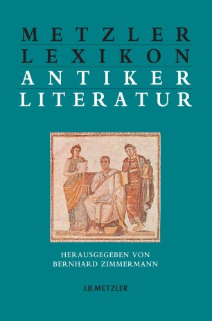 Metzler Lexikon antiker Literatur