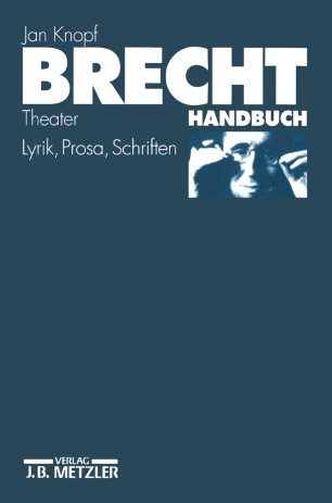 Brecht Handbuch Springerlink