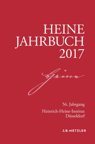 Heine Jahrbuch 2017 Springerlink
