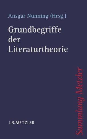 Grundbegriffe der Literaturtheorie