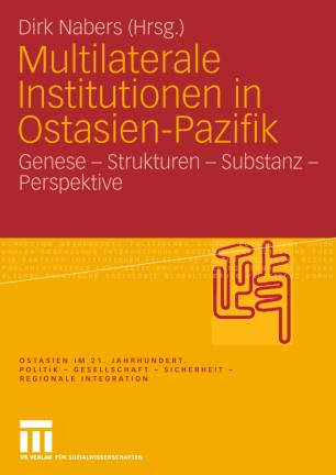 Multilaterale Institutionen in Ostasien-Pazifik